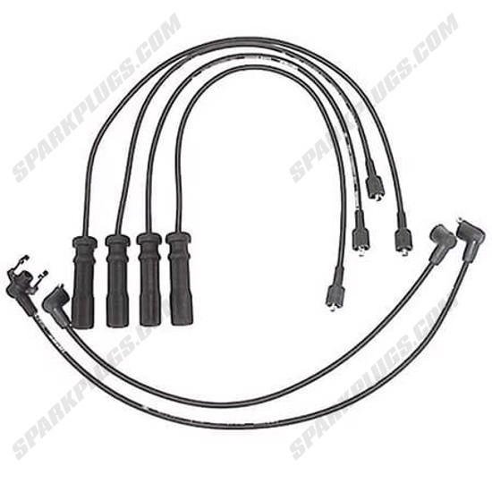 Picture of Denso 671-4110 Ignition Wire Set