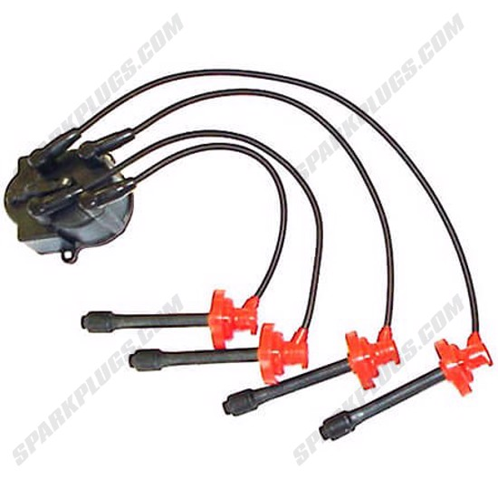 Picture of Denso 671-4133 Cap and Wire Set