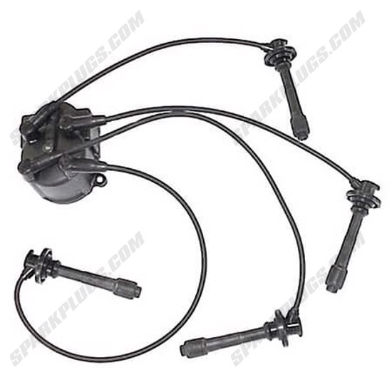 Picture of Denso 671-4152 Cap and Wire Set