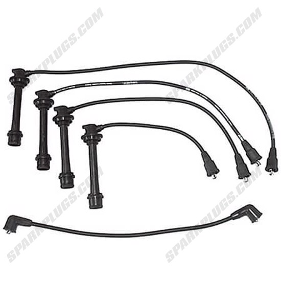 Picture of Denso 671-4157 Ignition Wire Set