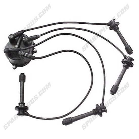 Picture of Denso 671-4160 Cap and Wire Set
