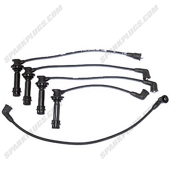 Picture of Denso 671-4163 Ignition Wire Set