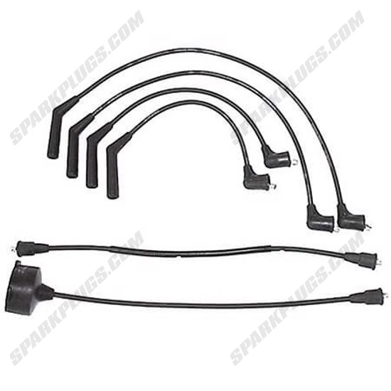 Picture of Denso 671-4180 Ignition Wire Set