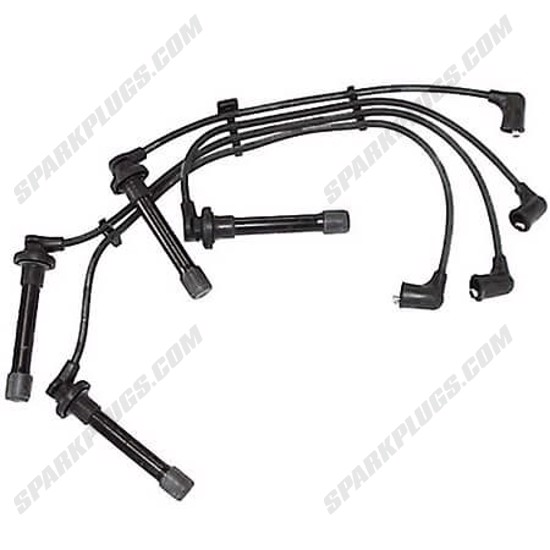 Picture of Denso 671-4183 Ignition Wire Set