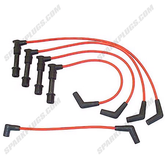 Picture of Denso 671-4235 Ignition Wire Set