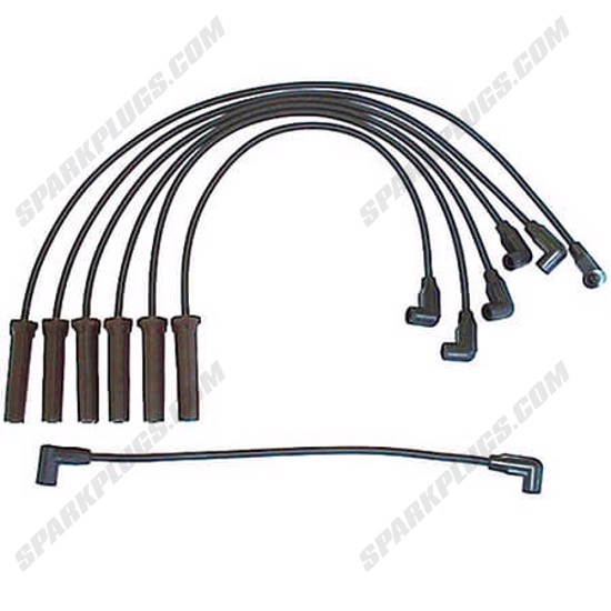 Picture of Denso 671-6012 Ignition Wire Set