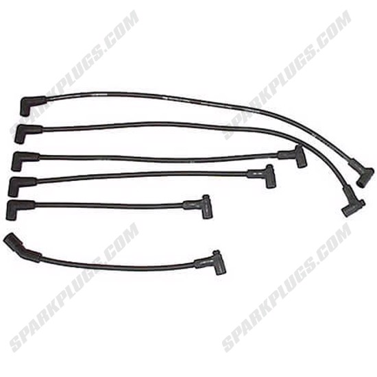 Picture of Denso 671-6020 Ignition Wire Set