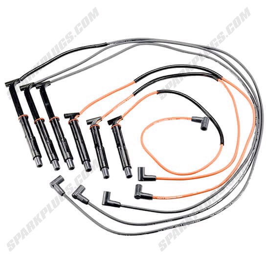 Picture of Denso 671-6047 Ignition Wire Set