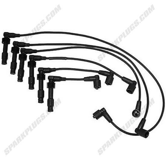 Picture of Denso 671-6058 Ignition Wire Set