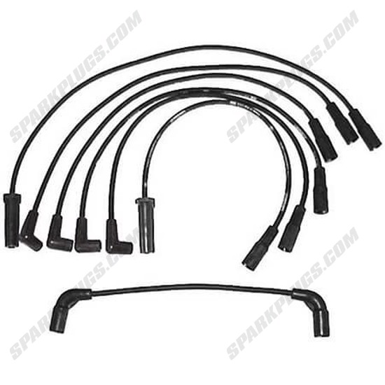 Picture of Denso 671-6068 Ignition Wire Set