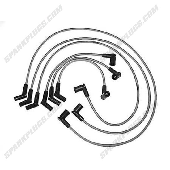 Picture of Denso 671-6108 Ignition Wire Set