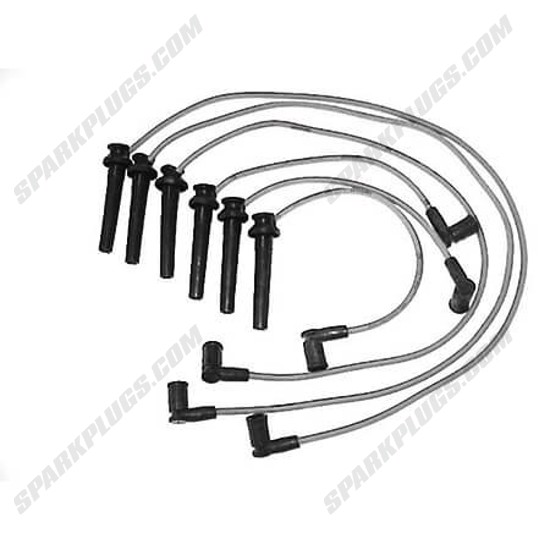 Picture of Denso 671-6110 Ignition Wire Set