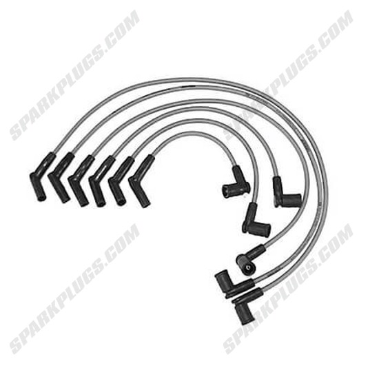 Picture of Denso 671-6113 Ignition Wire Set