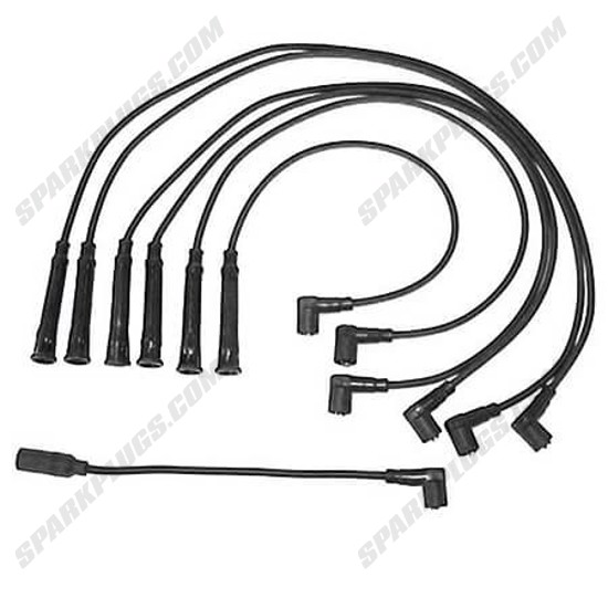Picture of Denso 671-6145 Ignition Wire Set