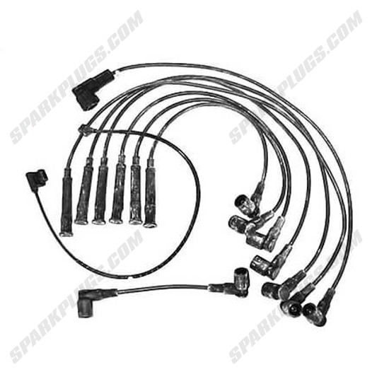 Picture of Denso 671-6146 Ignition Wire Set