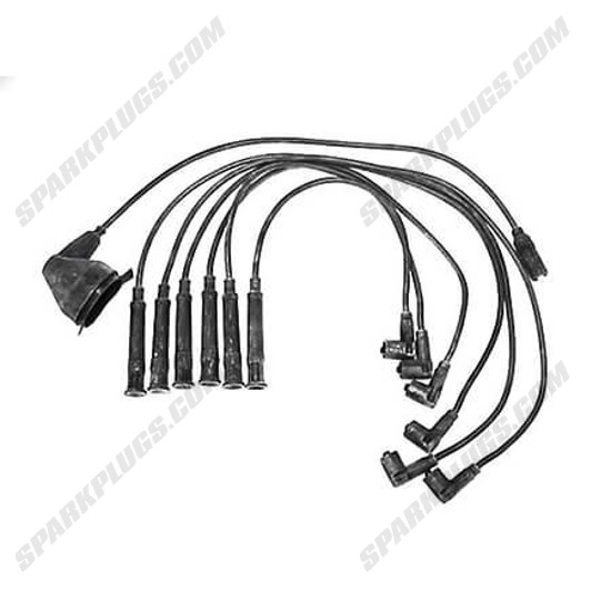 Picture of Denso 671-6147 Ignition Wire Set