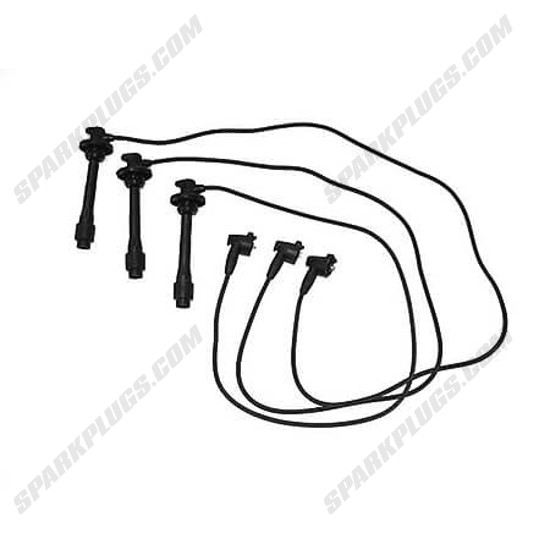 Picture of Denso 671-6183 Ignition Wire Set