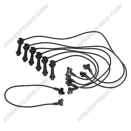 Picture of Denso 671-6184 Ignition Wire Set