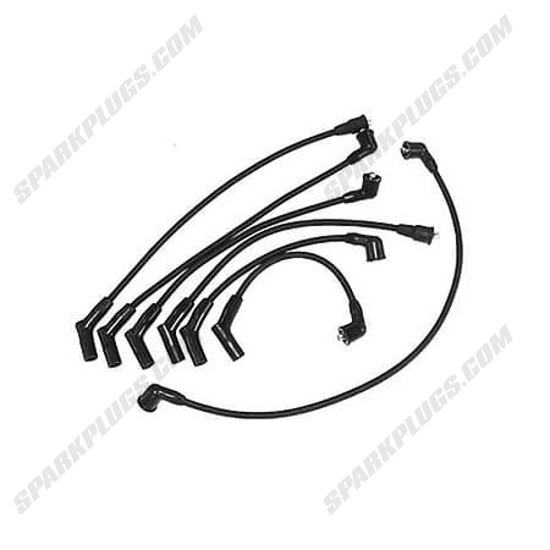 Picture of Denso 671-6186 Ignition Wire Set