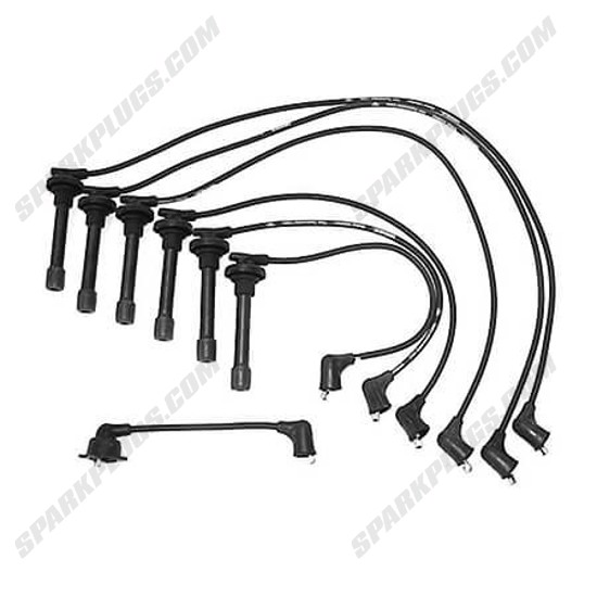 Picture of Denso 671-6190 Ignition Wire Set