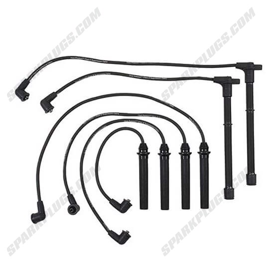 Picture of Denso 671-6201 Ignition Wire Set