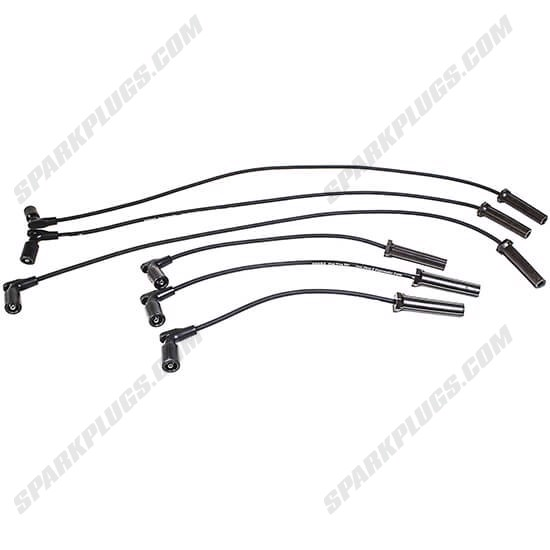 Picture of Denso 671-6304 Ignition Wire Set