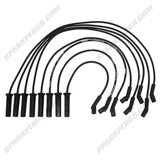 Picture of Denso 671-8018 Ignition Wire Set