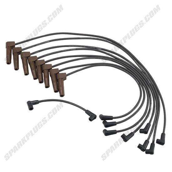 Picture of Denso 671-8037 Ignition Wire Set