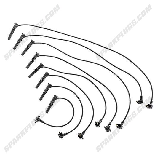 Picture of Denso 671-8095 Ignition Wire Set