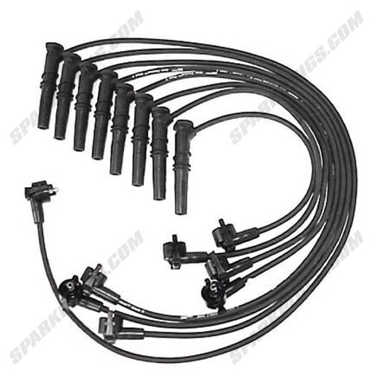 Picture of Denso 671-8098 Ignition Wire Set