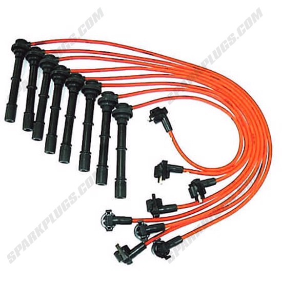 Picture of Denso 671-8154 Ignition Wire Set