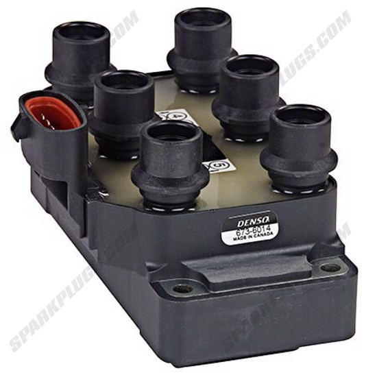 Picture of Denso 673-6014 Ignition Coil