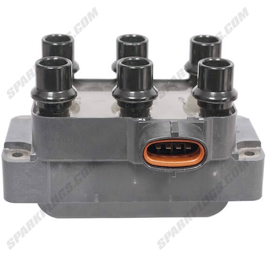Picture of Denso 673-6100 Ignition Coil