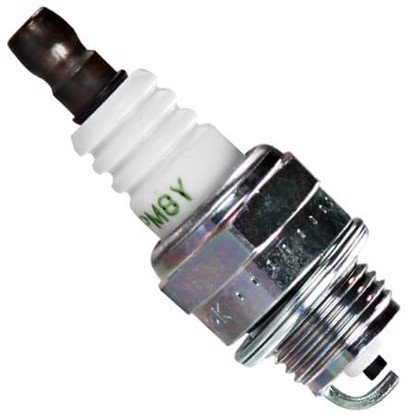 Picture of NGK 1193 BPM8Y Spark Plug Shop Pack
