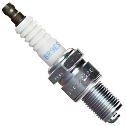 Picture of NGK 3194 BR9ES Nickel Spark Plug