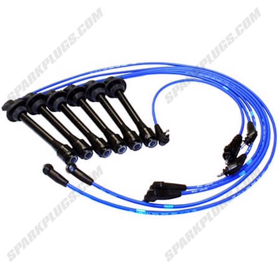 Picture of NGK 4413 TE68 Ignition Wire Set