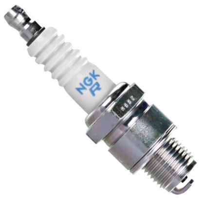 Picture of NGK 4551 BR9HS-10 Nickel Spark Plug