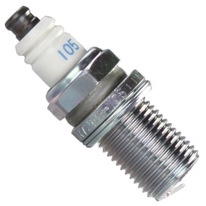 Picture of NGK 4587 R7282-7 Racing Plug