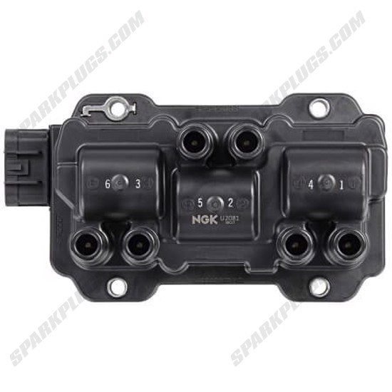 Picture of NGK 48714 U2081 Ignition Coil