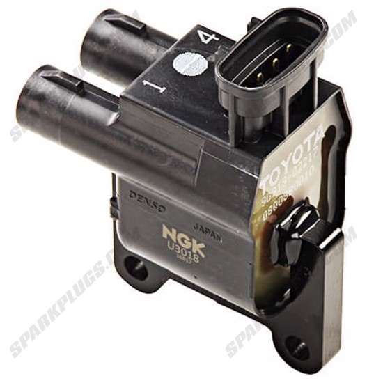 Picture of NGK 48839 U3018 Ignition Coil