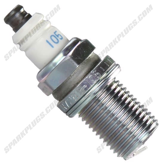 Picture of NGK 4985 R7282-105 Racing Plug