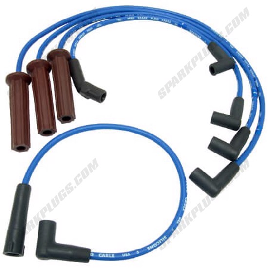 Picture of NGK 51215 GMX037 Ignition Wire Set