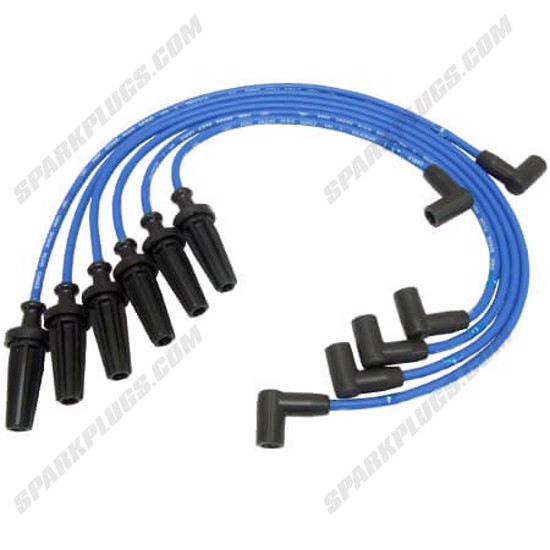Picture of NGK 53151 CRX042 Ignition Wire Set