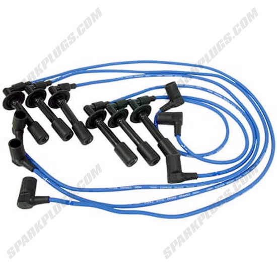 Picture of NGK 54143 EUC058 Ignition Wire Set