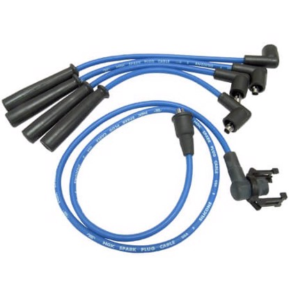 Picture of NGK 54259 EUX003 Ignition Wire Set