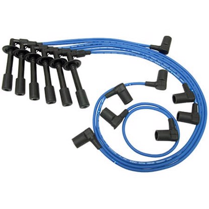 Picture of NGK 54284 EUC027 Ignition Wire Set