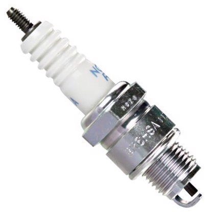 Picture of NGK 5539 BR8HSA Nickel Spark Plug