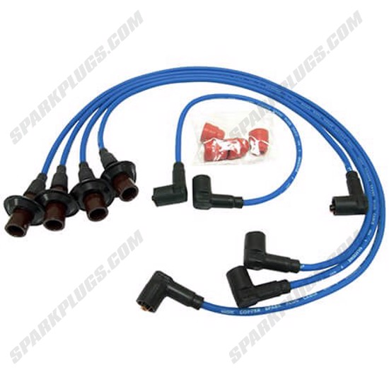 Picture of NGK 57411 VWC027 Ignition Wire Set