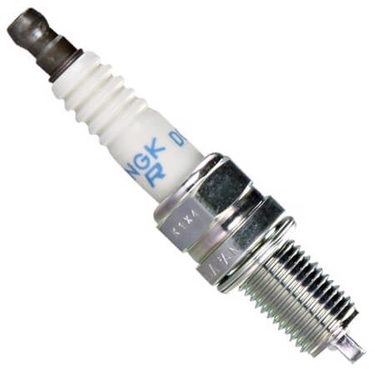 Picture of NGK 7168 DCPR8EKC Multi-Ground Spark Plug