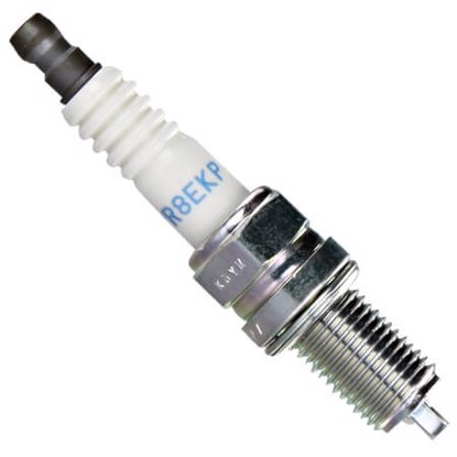 Picture of NGK 7415 DCPR8EKP Multi-Ground Spark Plug